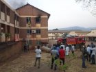Fires Sweeps Through Chipata Hospital